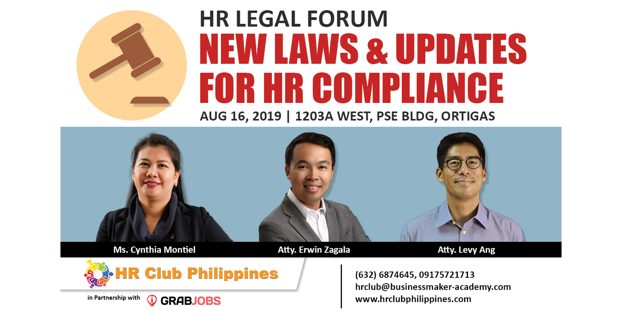 HR Legal Forum